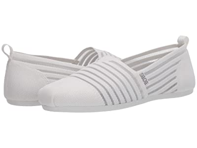 BOBS from SKECHERS Bobs Plush #Adorbs (White 1) Women