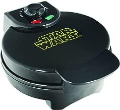 Uncanny Brands WM-SRW-RD-VAD-B Darth Vader Waffle Maker