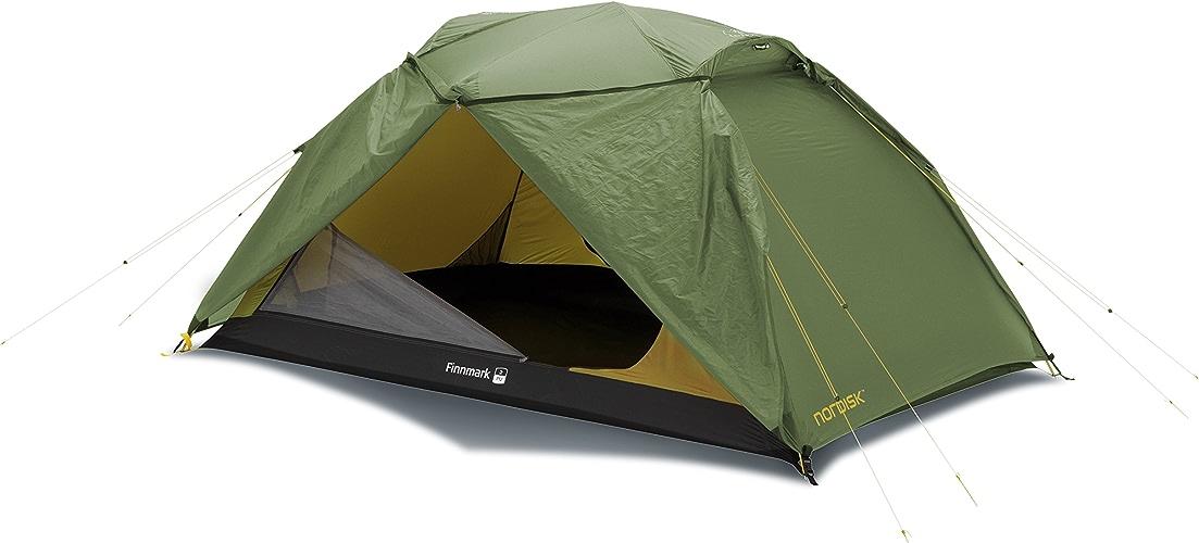 Nordisk Finnmark 2PU Tent Tente de Tente, Vert, M