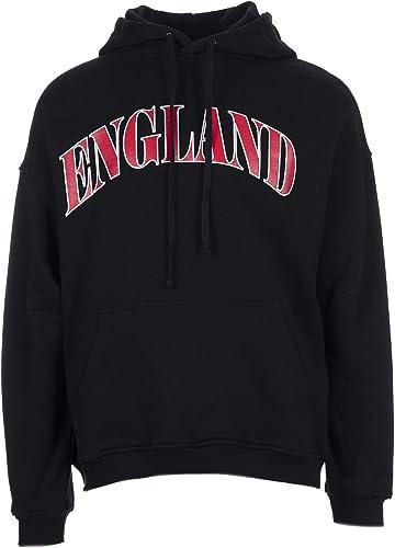 REPRESENT Luxury mode Homme ENGLANDsweat à capuchenoir Noir Sweatshirt   Saison Perhommeent
