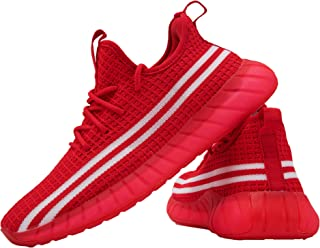 Men's and Women's Fashion Sneaker Breathable Athletic...