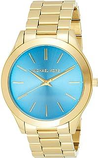 Michael Kors Women's Quartz Watch, Analog Display and Stainless Steel Strap MK3265