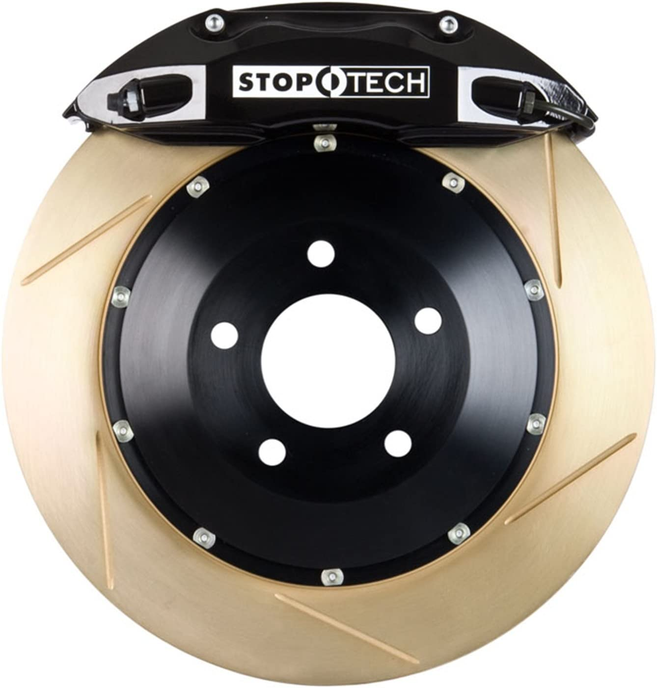 StopTech Max 83% OFF 83.791.0046.53 Big Brake Max 62% OFF Rotor Kit 2 1 P Piece Rear