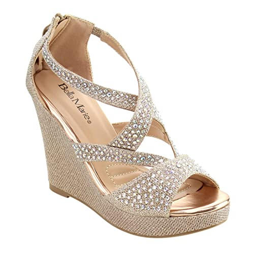 Bridal Wedges Amazon Com