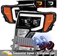 Best f150 hid projector headlights Reviews