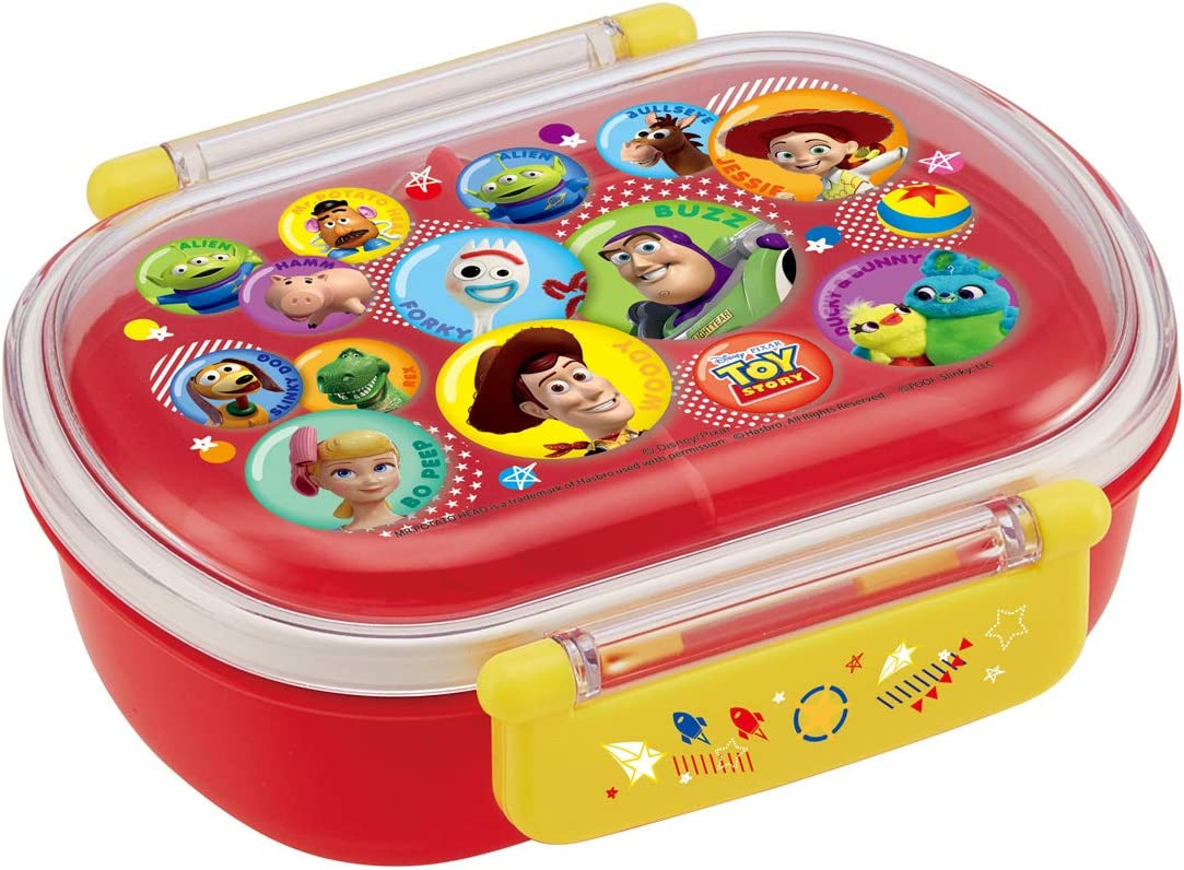 Children Lunch Container Box Toy 21 QAF2BAAG Popular brand D 360ml Year-end gift Story