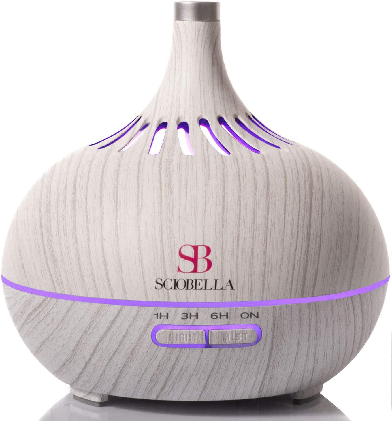 Max 50% OFF Sciobella Essential Oil Diffuser for Large Aroma Ultrasonic Room Online limited product