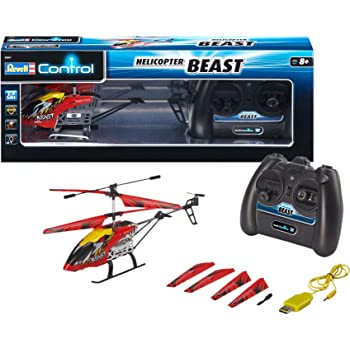 Revell Control 24093 Ferngesteuerter Helicopter Lateralis RTF
