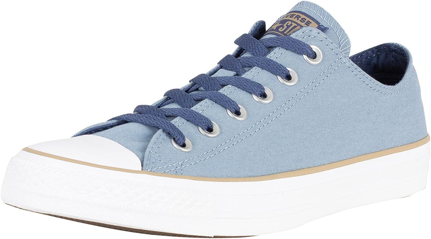 Converse Men's CT All Star Ox Canvas Trainers, bluee