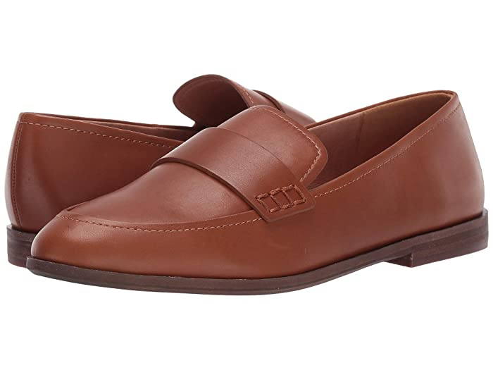 Madewell  Alex Loafer (English Saddle) Womens Shoes