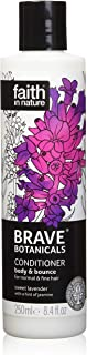 Faith In Nature Brave Botanicals Lavender and Jasmine Body and Bounce Conditioner 250ml