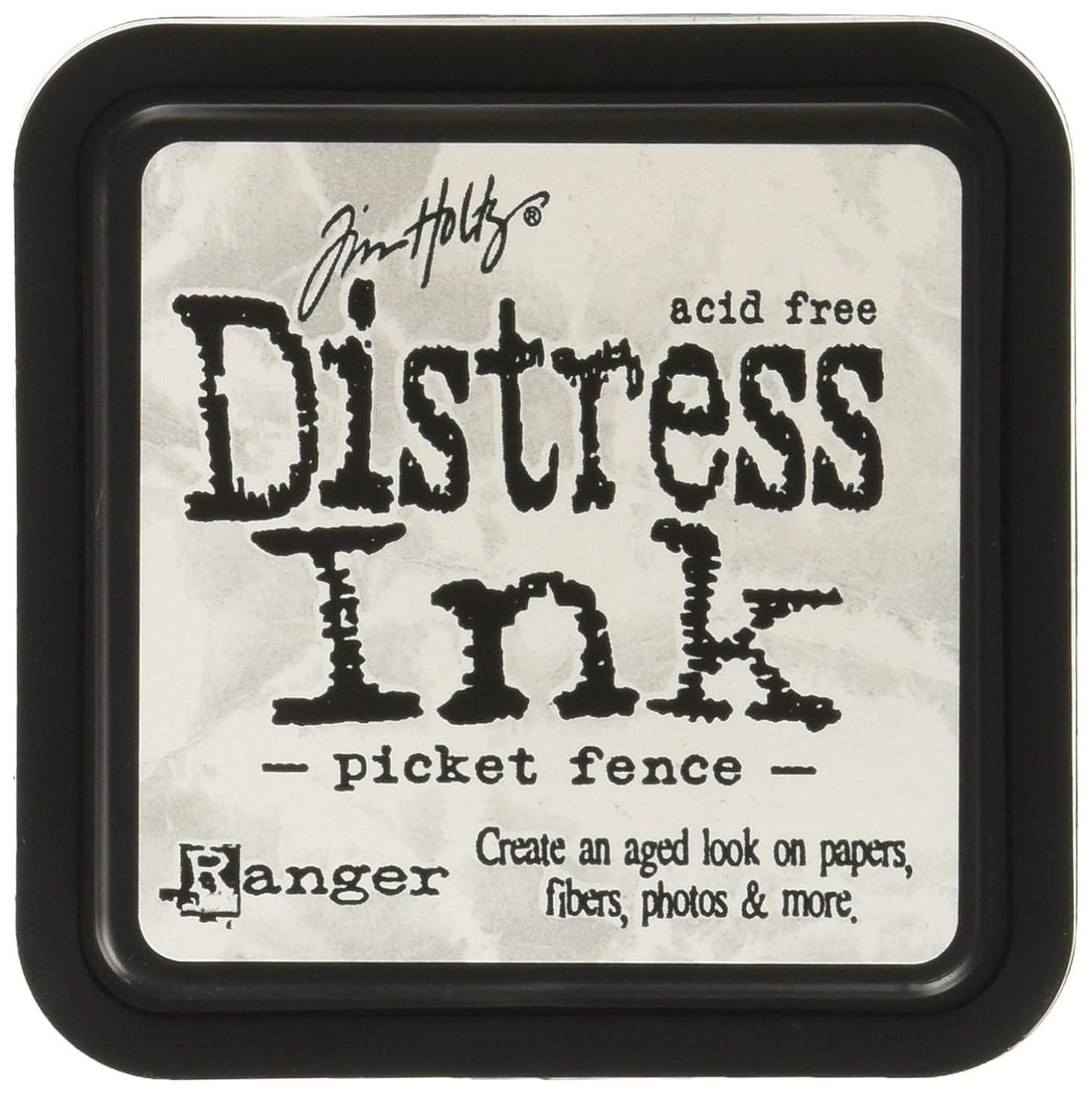 Ranger Industries TIM40781 Ink Pad Distress Picket Fence Tim Holtz by Ranger