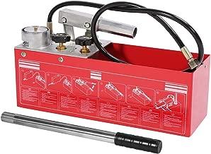 Bomba de prueba, probador de fugas de manguera bomba de Epreuve de presión de agua bomba manual comprobador de presión 50Bars 12L