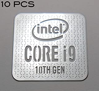 970 Original Intel Core i7 vPro 8th Gen Sticker 18 x 18mm 11//16 x 11//16