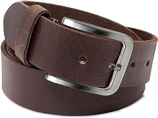 ROYALZ Vintage Ledergürtel für Damen 38 mm Breit Büffel-Leder Frauen Gürtel für Jeans Anzug Hose