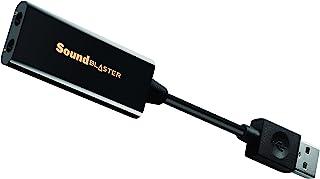 Creative Sound Blaster Play!3 wysokiej rozdzielczości USB DAC Amp i zewnętrzna karta dźwiękowa