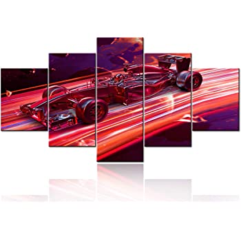 Amazon Com Panther Print F1 Red Bull Racing Profile Canvas Art Print Poster 30 X 20 Inches 76 2 X 50 8 Cm Posters Prints