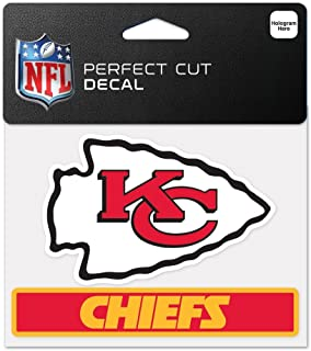 Wincraft NFL 4.5x5.5 Perfect Cut Car Decal (Variety of Teams Available)