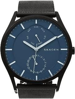 [スカーゲン] 腕時計 メンズ SKAGEN SKW6450 ブラック/ブルー [並行輸入品]