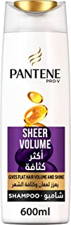 Pantene Pro-V Sheer Volume Shampoo 600 ml