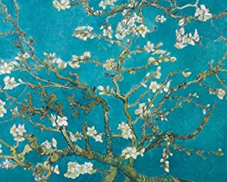 Pyramid America Vincent Van Gogh Almond Blossom Branches Post Impressionist Painter Artist Painting Cool Wall Decor Art Print Poster 20x16