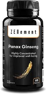 Panax Ginseng 2375mg. 50 mg