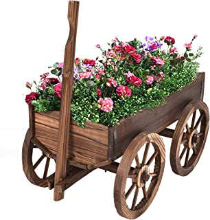 Best decorative wooden wagons Reviews