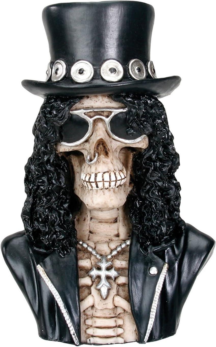 YTC Sklash - Collectible Skeleton Figurine Statue Sculpture Figu