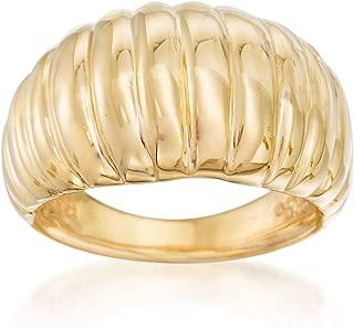 yellow gold bezel engagement ring
