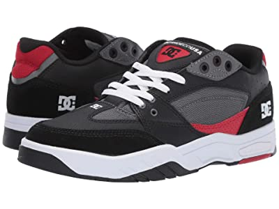 DC Maswell (White/Black/Red) Men