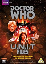 Doctor Who - The U.N.I.T. Files: Invasion of the Dinosaurs / The Android Invasion anglais