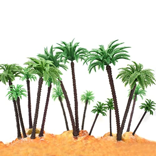 Plastic Trees For Dioramas Amazoncom