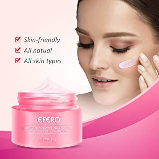GleeBee Whitening Cream, Skin Lightening Cream, hyperpigmentation treatment, Brightening Cream, Age Spots, Freckle Remover Cream, Uneven Skin Tone, Dark Spot Remover for Face, Natural Skincare, 30g