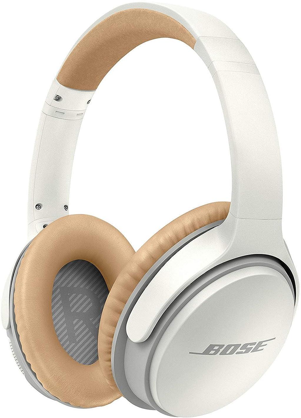 ライトニング頑固な保存Bose SoundLink around-ear wireless headphones II- White [並行輸入品]