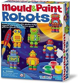 4M Mould & Paint Robots Kit 00-04653
