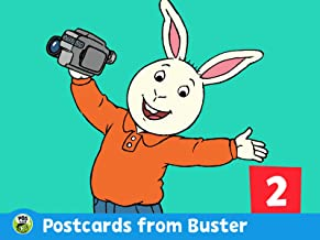 Postcards from Buster Season 2