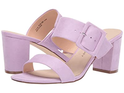 Chinese Laundry Yippy (Lovely Lilac Fine Suede) High Heels