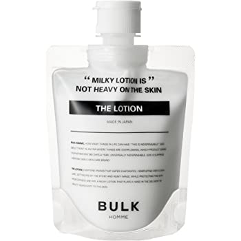 バルクオム (BULK HOMME) BULK HOMME THE LOTION 乳液 単品 100g