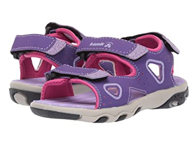 Kamik Kids Lobster 2 (Toddler/Little Kid/Big Kid) (Purple) Girl
