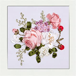 Best beginner silk ribbon embroidery kits Reviews