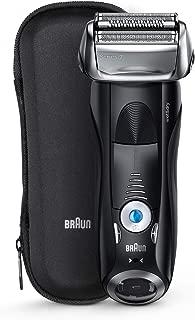 Braun Series 7 7840S Islak Ve Kuru Tıraş Makinesi, Seyahat Kılıfı Dahil, Siyah