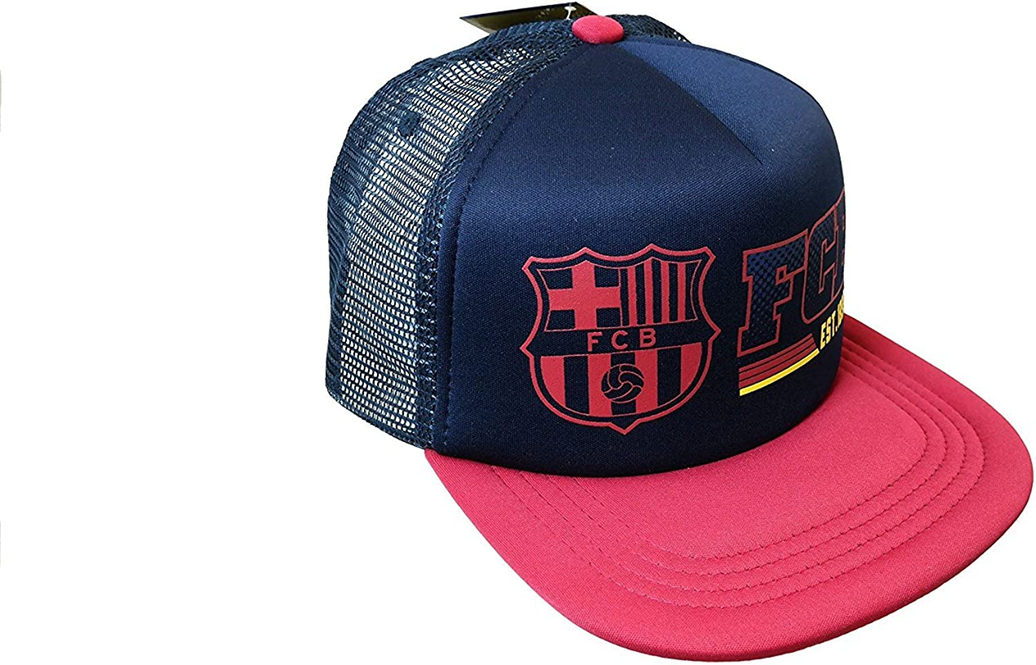 FC Barcelona Authentic Official Licensed Product Soccer Cap