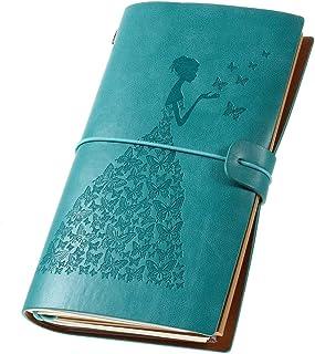 旅人日風 手作り手帳 パスポートサイズノート ペンキャップ 3点セット トラベラーズノート 日記帳