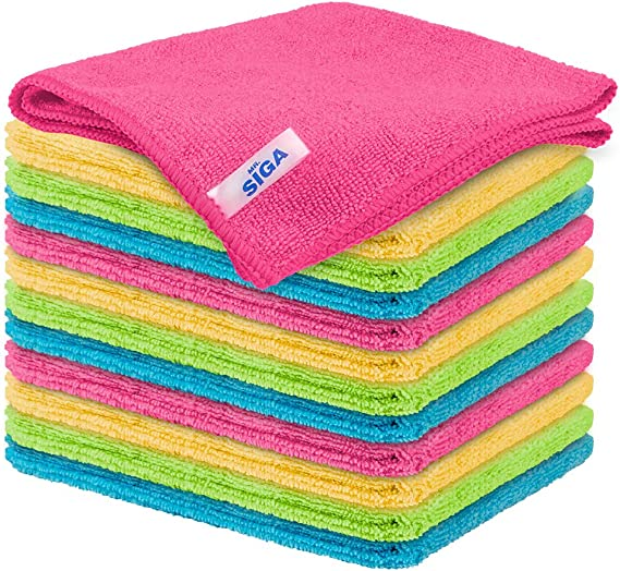 Microfiber Cleaning Cloth (12 pack)