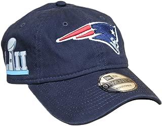 New Era New England Patriots 9Twenty NFL Super Bowl LII Patch Adjustable Hat