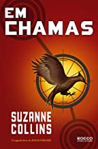 Em Chamas - Portuguese edition of Catching Fire - Hunger Games vol. 2