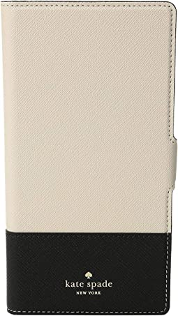 pretty nice e8f9a df78f Kate spade new york flora wrap folio phone case for iphone x + FREE ...