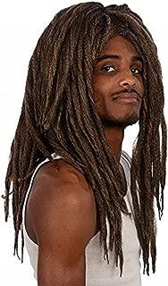 Kangaroo Dreadlock Wig, Unisex; Color Choice