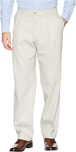 Relaxed Fit Signature Khaki D4 Pleated 2.0 Pants
