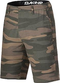 Dakine Kokio Hybrid Print Walk Shorts - Field Camo